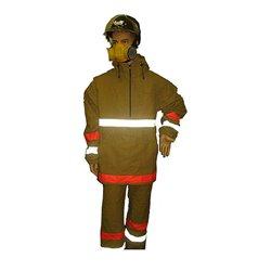 Костюм термостойкий комплекта защитной экипировки пожарного добровольца «ШАНС»-Д
