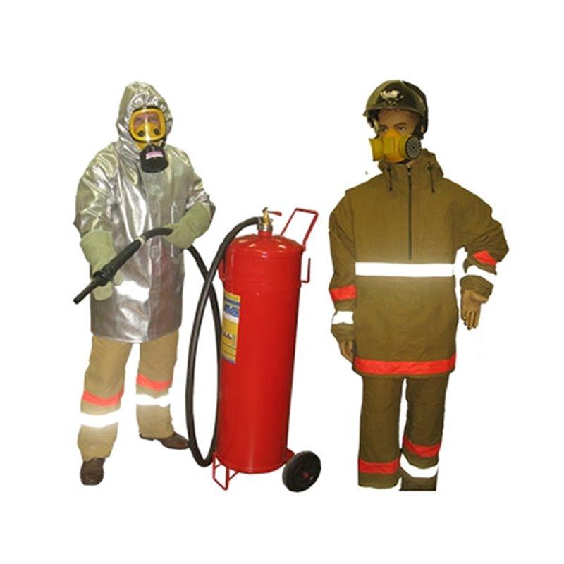 Комплект защитной экипировки пожарного-добровольца «ШАНС»-Д