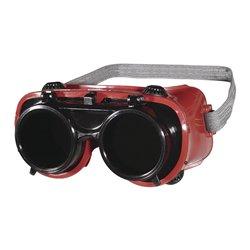 Очки сварщика закрытые поликарбонатные TOBA 3 T5